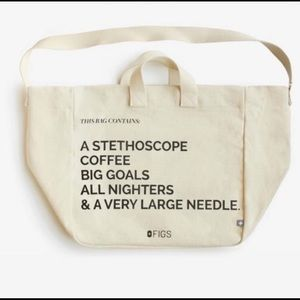 Handbags - ISO Wear Figs Bag Tote Nurse